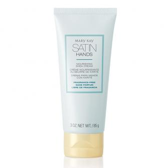 Satin Hands® Nourishing Shea Cream Fragrance Free