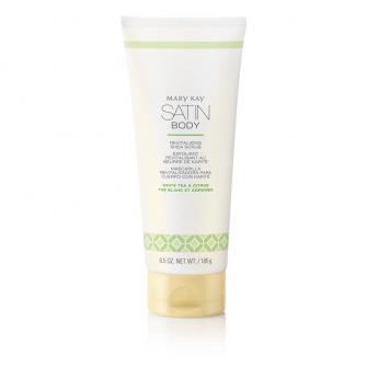 Satin Body®  Revitalizing Shea Scrub