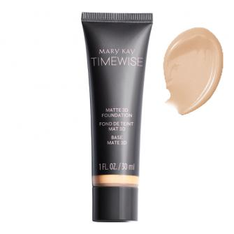 TimeWise® Matte 3D Foundation Ivory N 160