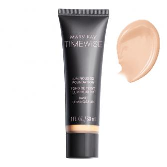 TimeWise® Luminous 3D Foundation Ivory C 110