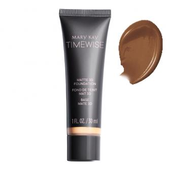 TimeWise® Matte 3D Foundation Bronze C 170