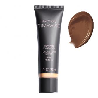 TimeWise® Matte 3D Foundation Bronze C 180