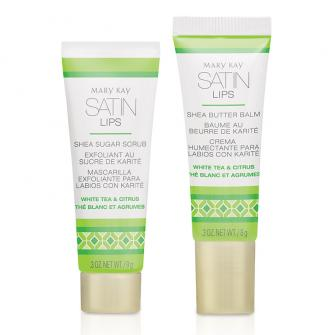 Satin Lips® Shea Set
