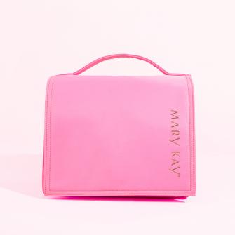 LE Mary Kay® Roll-Up Bag Pink (unfilled)
