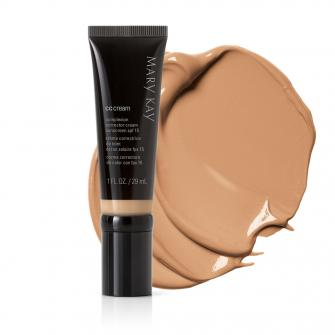 Mary Kay® CC Cream SPF 15 Medium-to-Deep