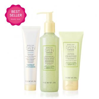 Satin Hands® Pampering Set White Tea and Citrus